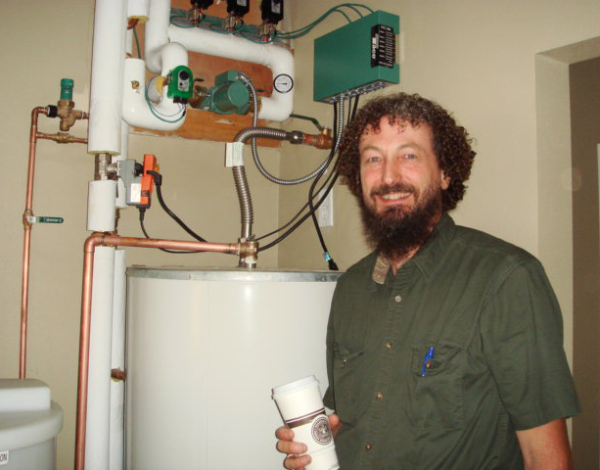 Habitat for humanity home utilizes ccv valves for energy for Efficient hot water systems
