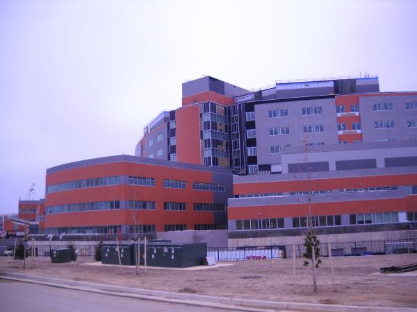 Belimo in Fort Belvoir Hospital