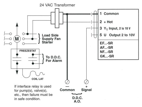 Wiring diagram motorized damper wiring diagram virtual fretboard damper motor wiring diagram asfbconference2016 Choice Image