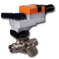 Belimo Pressure Independent Characterized Control Valve