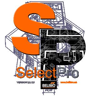 Belimo SelectPro